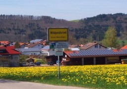Het Duitse dorp Wildpoldsried produceert 321% duurzame stroom