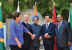 BRICS Brazil, Russia, India, China, South Africa
